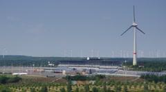 EuroSpeedway Lausitz Stock Footage