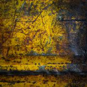 Metal rusty corroded texture background Stock Photos
