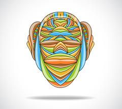 Abstract drawing. - stock illustration