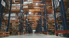 Stock storage store depot Stock Footage
