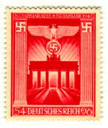 Stock Photo of The Postage stamp.