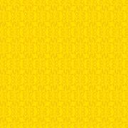Stock Illustration of creative leaf branch pattern yellow background vector