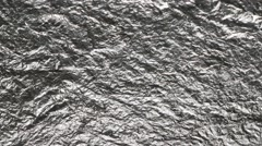 Abstract metallic background texture Stock Footage