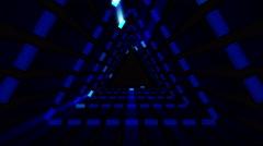 Run Way Tunnel - stock footage