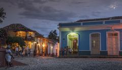 Trinidad de Cuba, UNESCO World Heritage Site, Sancti Spiritus, Cuba, West - stock photo