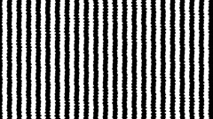 Rolling Bars in Black and White Stock Footage