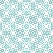 Stock Illustration of Vector seamless pattern with art ornament for design
