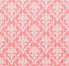 Vector seamless pattern with art ornament for design Stock Illustration