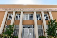 Puerto Rico Chamber of Commerce Stock Photos