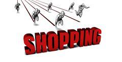 Better Shopping - stock illustration