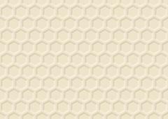 Ornament honey vector decorative - stock illustration