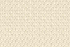 Ornament honey vector pattern decorative - stock illustration