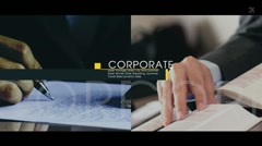 Corporate Opener - stock after effects
