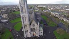 St Marys Church Stock Footage