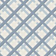 Geometry rhombus vector seamless pattern Stock Illustration