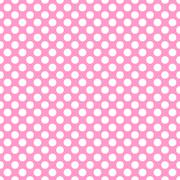 Cute pink vector seamless pattern. Endless texture Stock Illustration