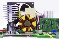 Power electronic device Kuvituskuvat