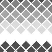 Stock Illustration of Seamless Gray Pattern from Rectangle Intersections