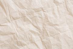 Crumpled tissue paper Stock Photos