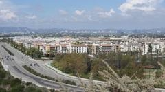 Playa Del Rey, Silicon Beach, Los Angeles County, California Stock Footage