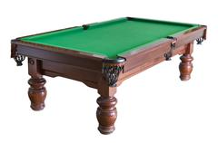 Billiard table cutout Kuvituskuvat
