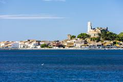 Gruissan, Languedoc-Roussillon, France - stock photo