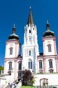 pilgrimage basilica, Mariazell, Styria, Austria - stock photo