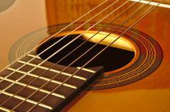 Spanish classical guitar Kuvituskuvat