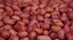 Rotation of a Peanut (Seamless Loopable) Stock Footage