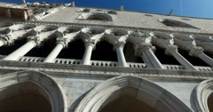 Architecture of Venice,Church of St.Marco Italy,carnival 4K 2 Stock Footage