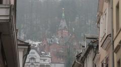 Heidelberg Altstadt Stock Footage