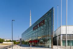 Messe Wien (The Trade Fair Of Vienna) - stock photo
