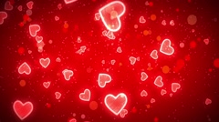 Valentine's Day  - stock footage