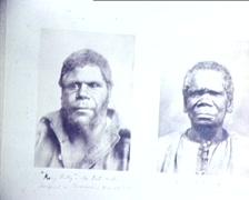 Australian Pioneers, Aboriginals etc (Archival Footage) Stock Footage