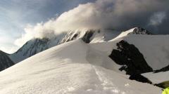 Alpine Landscape. Stock Footage