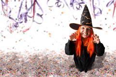 Carnival or Halloween Stock Photos