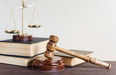 Legal - stock photo