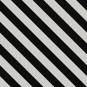 Repeatable white pattern with black stripes. Stock Illustration