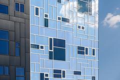Building Executive Academy of Vienna University of Economics and Business - stock photo
