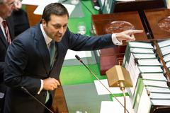 Victorian State Parliament - Question Time February 9, 2016 Stock Photos