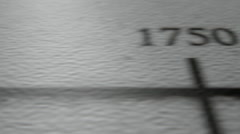 Timeline render 2 E Stock Footage