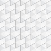 Stock Illustration of Geometric pattern - seamless vector background