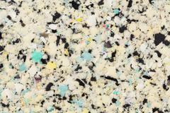 Recycled sponge texture Stock Photos