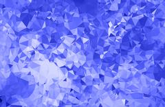 Very nice abstract blue background Stock Illustration