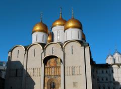 Russian Orthodox Church - stock photo