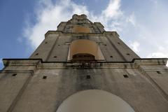 Stock Photo of Cuba, Manacas Iznaga Tower