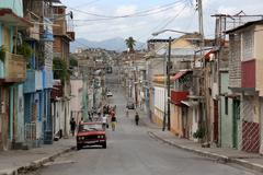 Stock Photo of Cuba, Santiago de Cuba