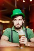 Irish man Stock Photos