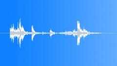 Mug Rustle Sound Effect