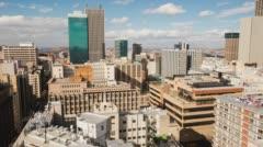 Johannesburg CBD Stock Footage